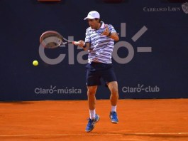Pablo Cuevas entre los ocho finalistas del Uruguay open