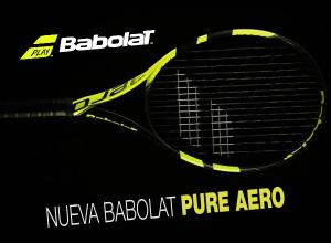 Nueva Babolat Pure Aero