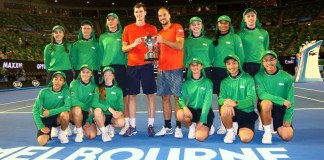 Murray - Soares y su primer título Grand Slam