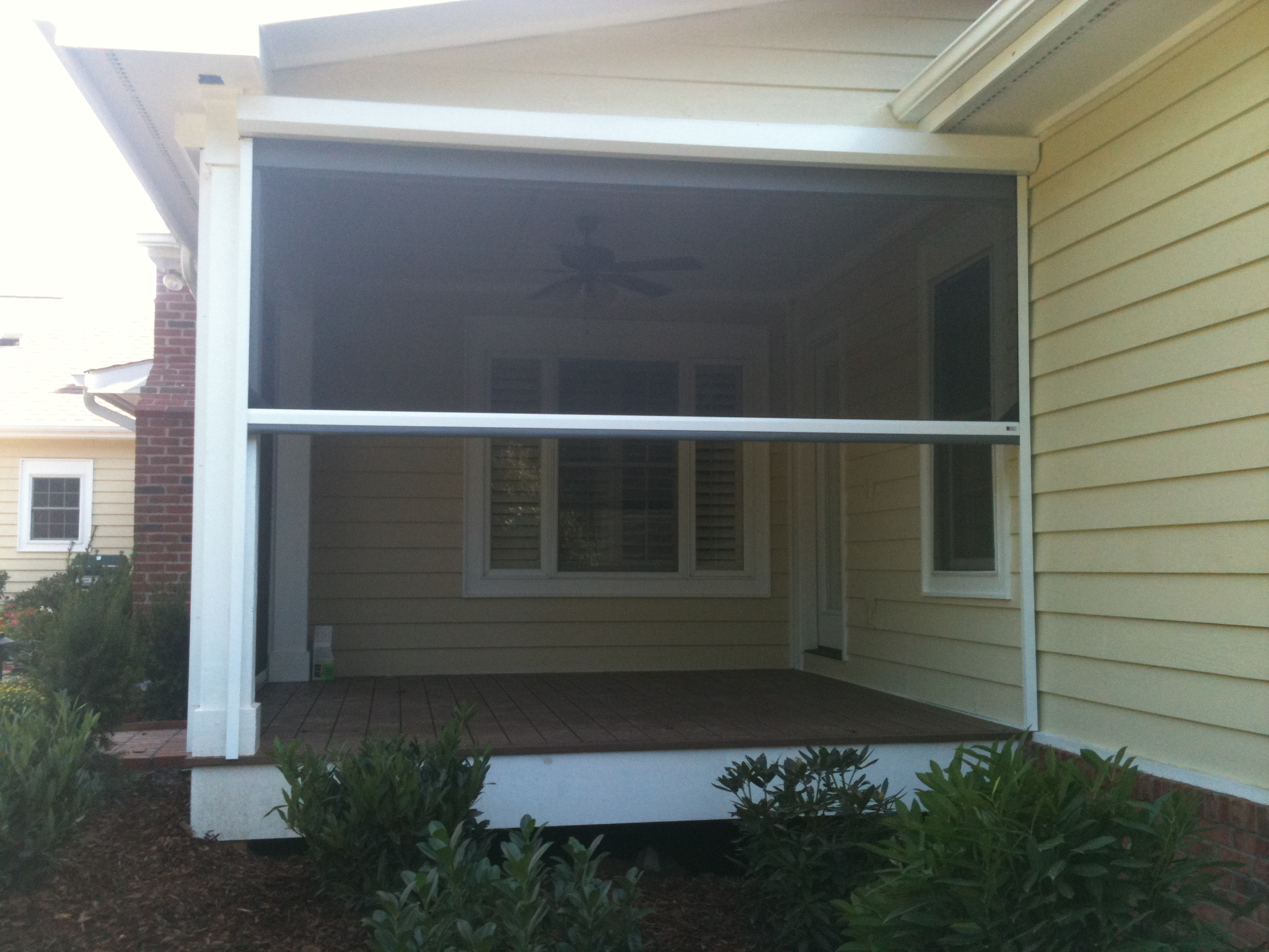 Garage Doors Knoxville Retractable Screens Patio Screens Screen Doors