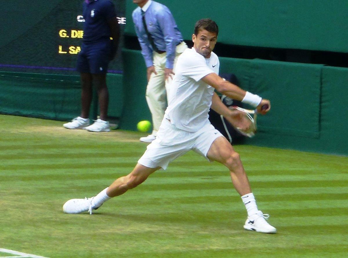 Wimbledon R3 preview and prediction: Johnson vs. Dimitrov