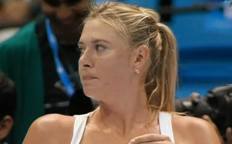 Maria stern annoyed Brazil Caro match photos pictures screencaps video