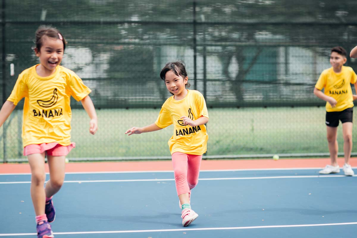 Tennis For Toddlers Toddlers Tennis Lessons Singapore Happy Healthy Development