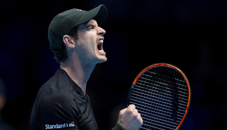 Highlights: Andy Murray beats Kei Nishikori in gruelling contest at the ATP World Tour Finals
