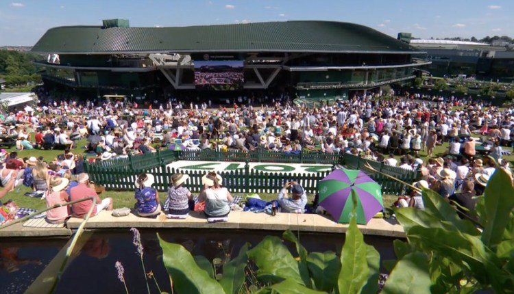 Watson, Konta and Bedene through to third round of Wimbledon