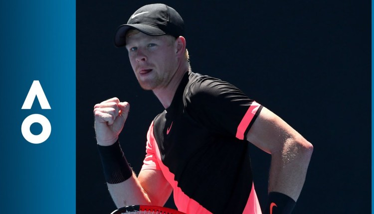 Can Kyle Edmund win the Australian Open?