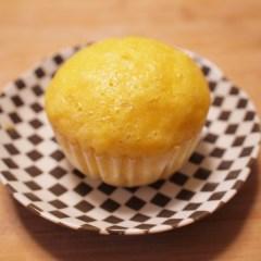 まるごときよみオレンジ蒸しパン
