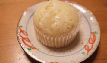 塩麹の味わい蒸しパン