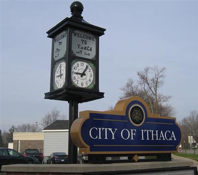 city_of_ithaca_town_sign