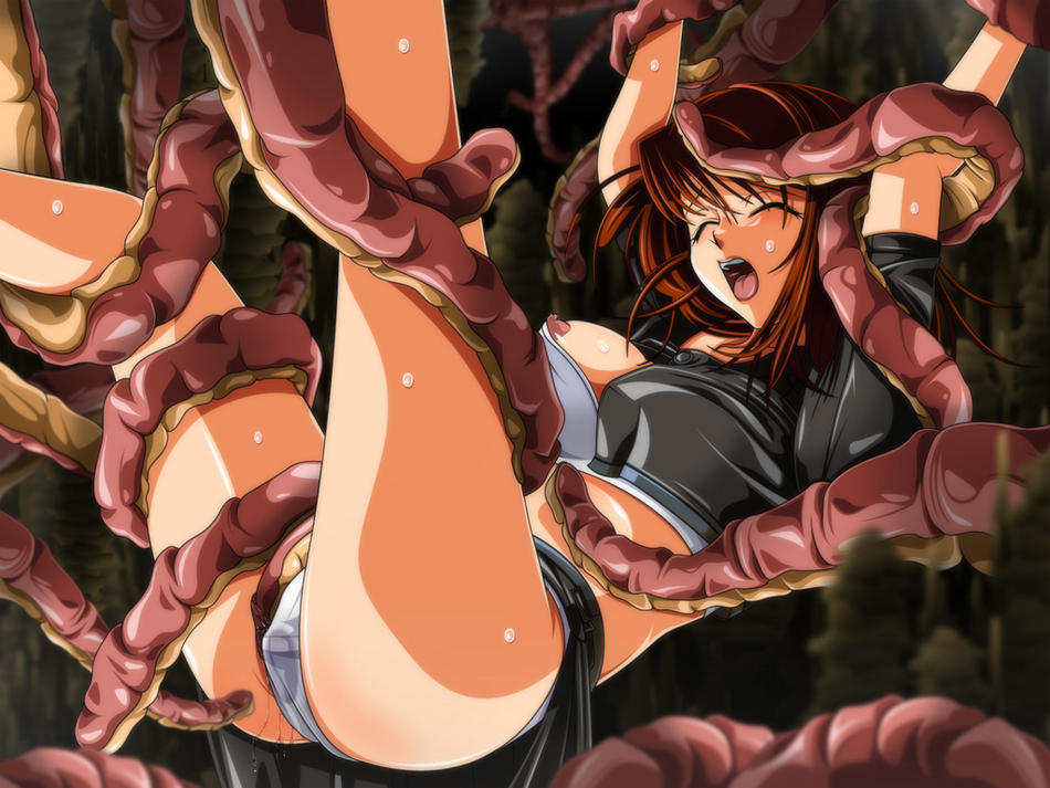busty witch hentai