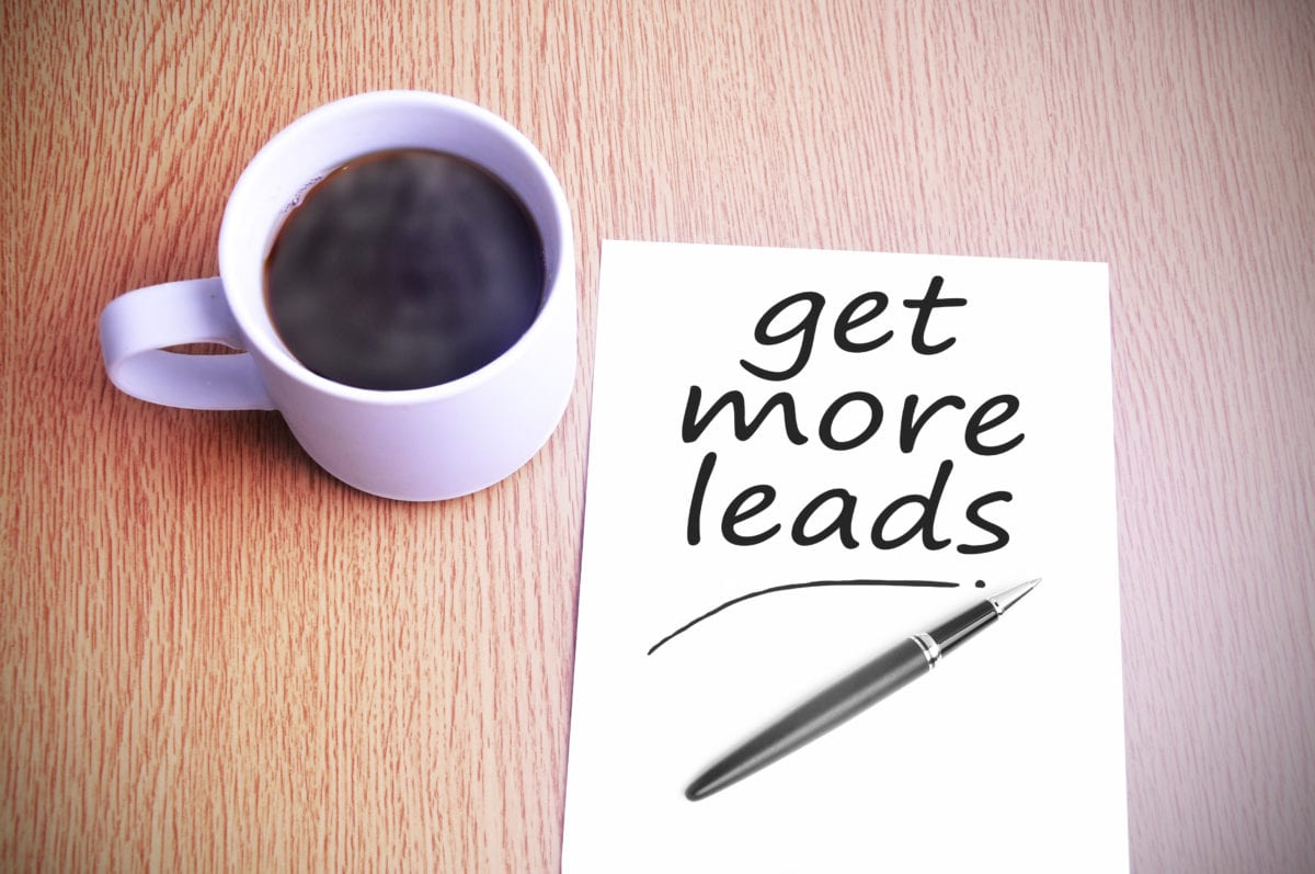Get More 5 Ways To Get More Leads From Your Web Traffic Ten Thousand Foot