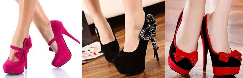 Tention Free High Heels Collection 2015