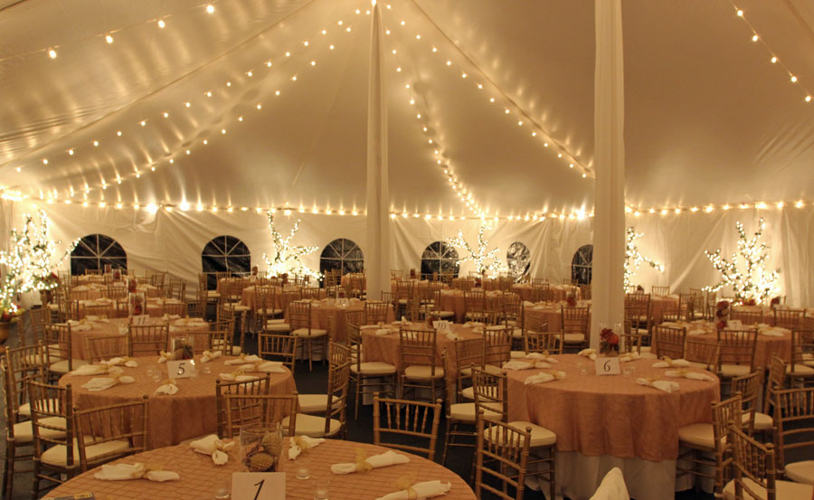 Fall String Lights Wallpaper Weddings Pole Tents Skyline Tent Event Rental