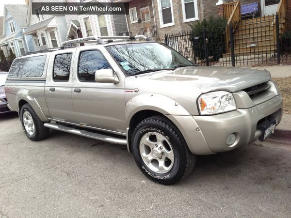 2002 Supercharged Nissan Frontier 4x4 Crew Cab Longbed 02 03 04 2003