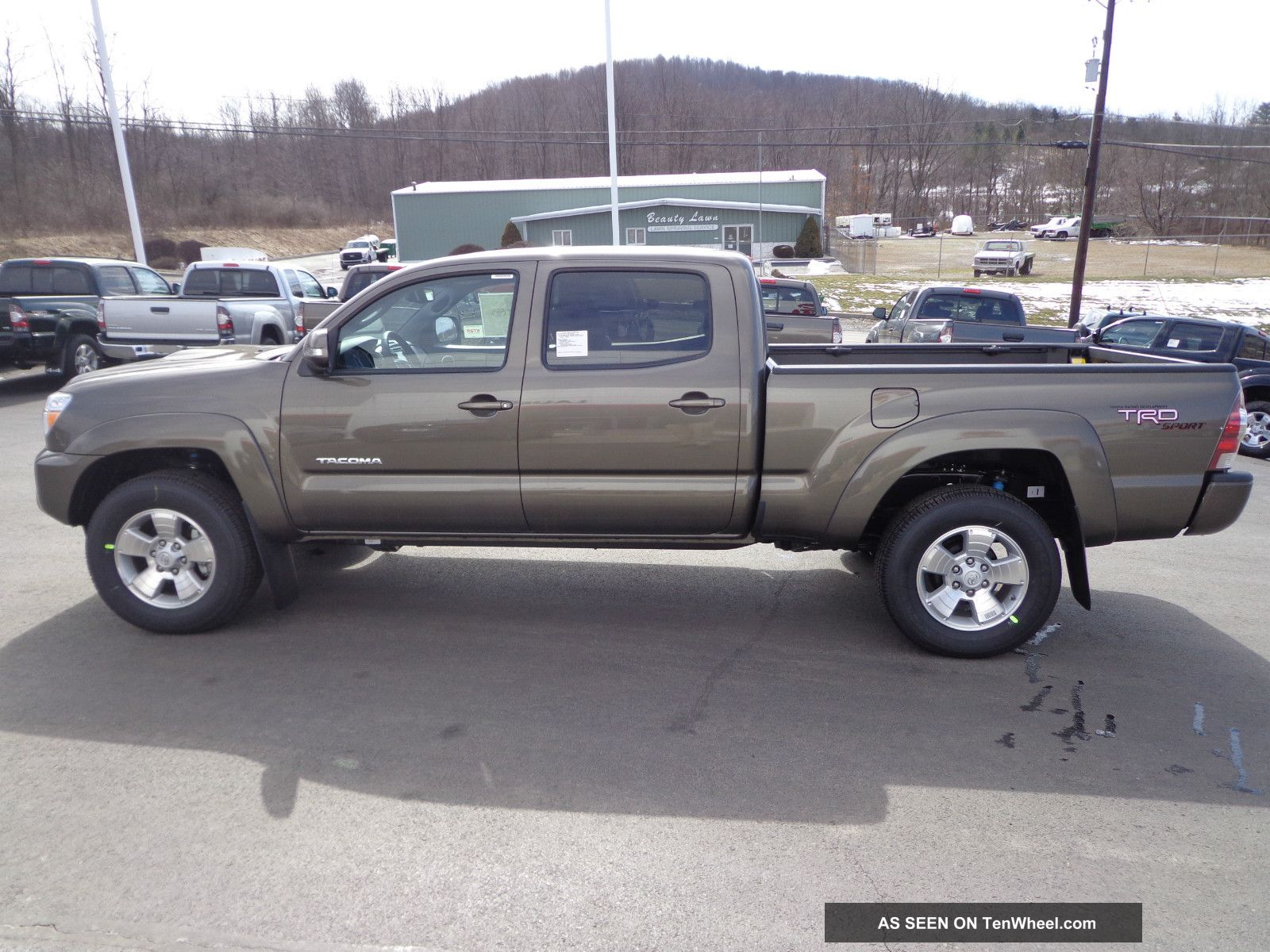 Length Of A Double Bed Toyota Tacoma Double Cab Long Bed Manual