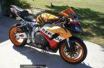Honda CBRRR Repsol