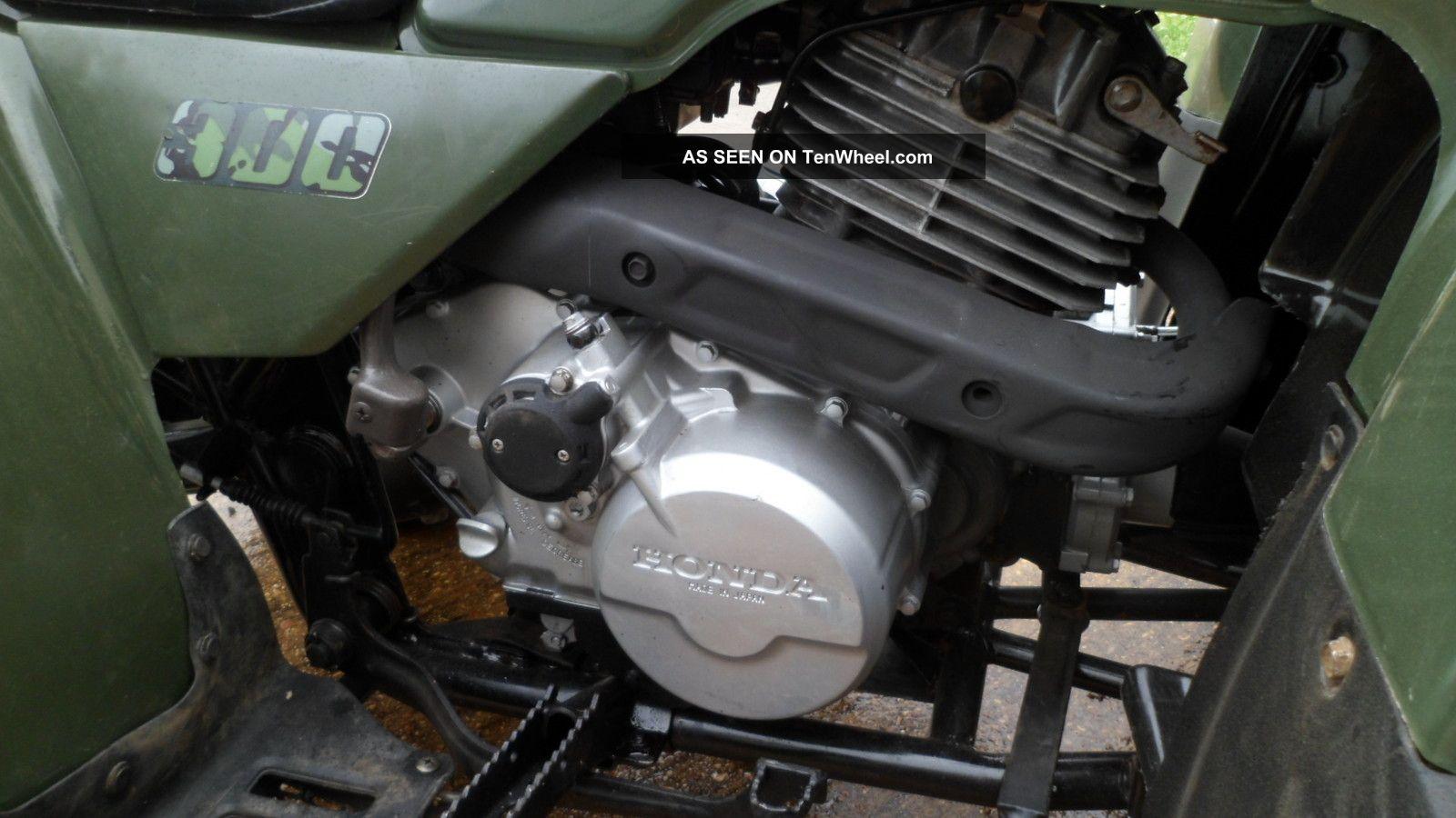 Honda 4 Track 1996 Atv Wiring Schematic Auto Electrical Diagram Atc