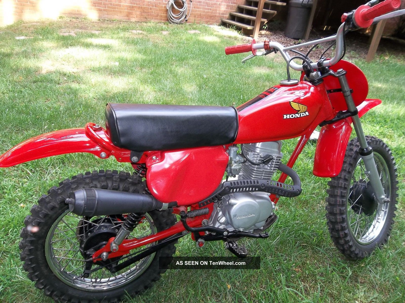 Honda Xr80 Manual Auto Electrical Wiring Diagram Trx70