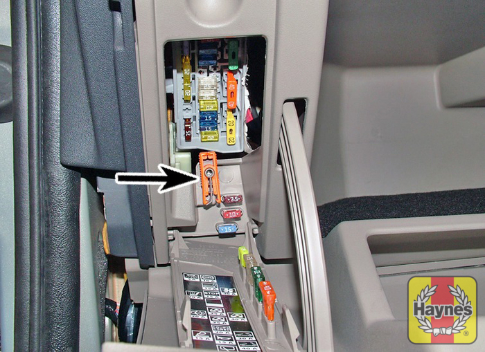 renault scenic 2 fuse box removal
