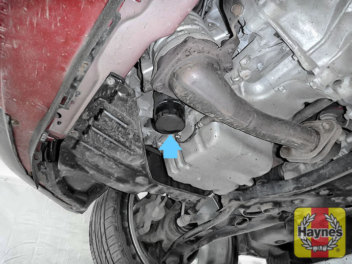 mazda cx9 fuel filter replacement