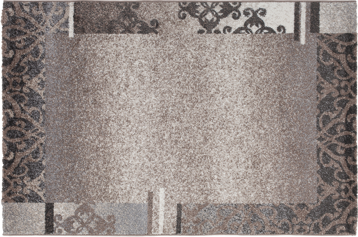 Kuhfell Teppich Taupe Obsession Teppich My Copacabana 362 Taupe