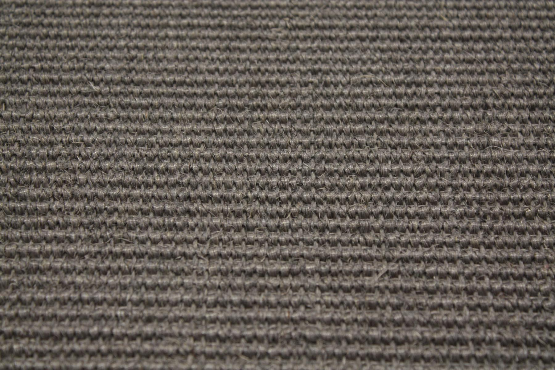 Cisale Sisal Rug With Linking Grey 100x200cm 100 Sisal Looped Ebay