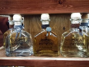 The new Roca Patrón line.