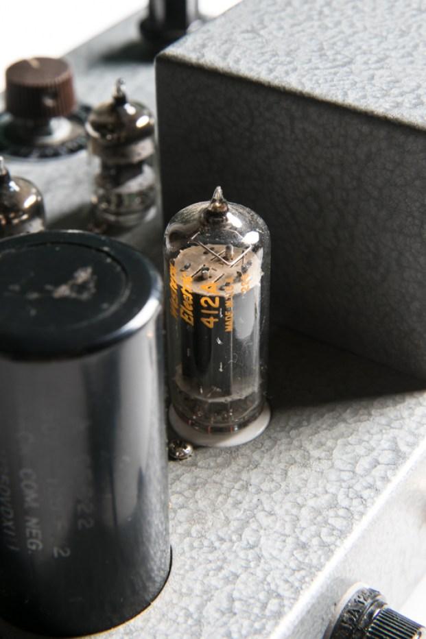 ALTEC 15095 Western Electric 408A 412A Line pre- main amplifier-5