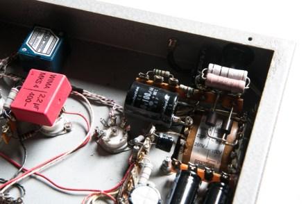 ALTEC 15095 Western Electric 408A 412A Line pre- main amplifier-9