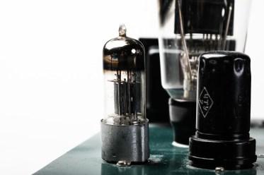 真空管アンプ-3150