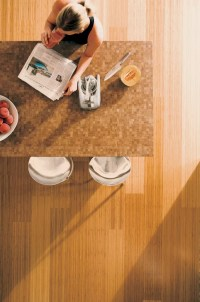 Parquet Butcher Block - Teragren Traditional Bamboo ...