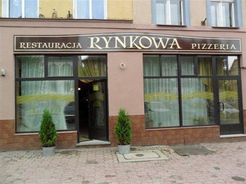 Restauracja, Pizzeria Rynkowa