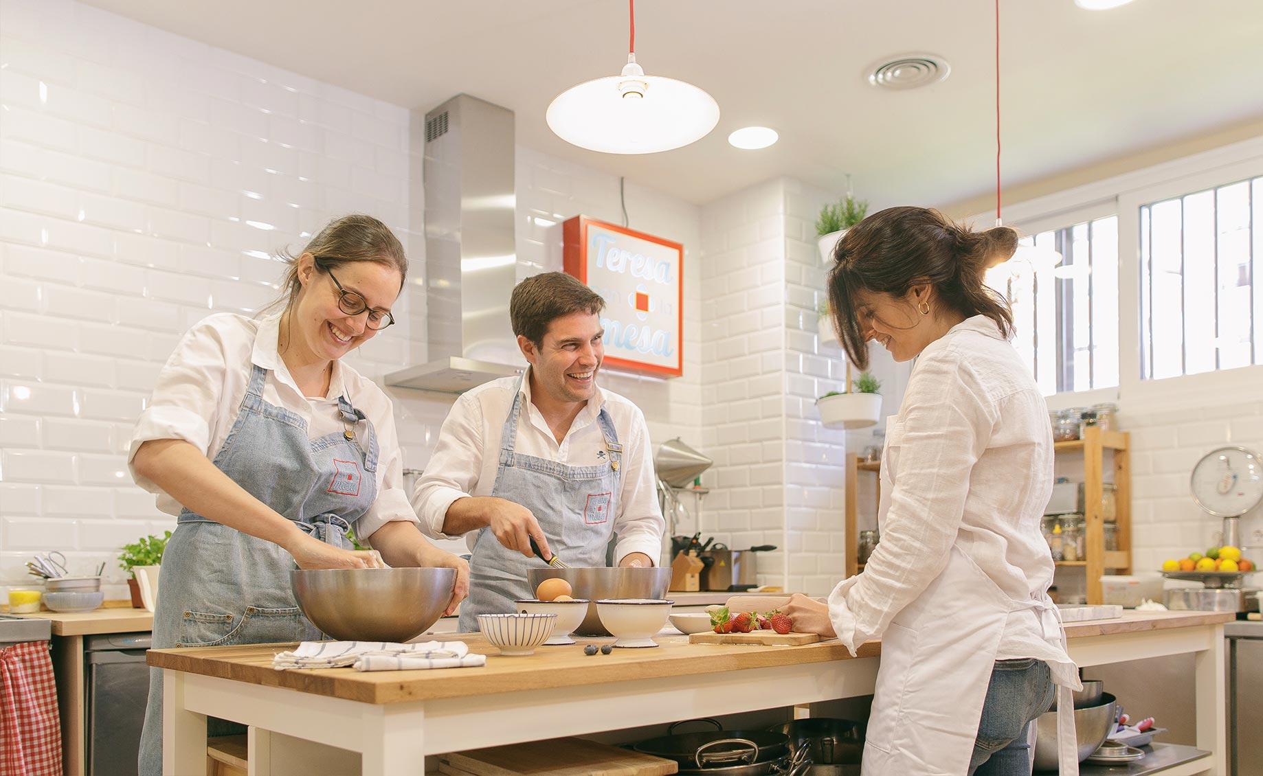 Escuela De Cocina La Mesa | Escuela De Gastronomía De Medellín