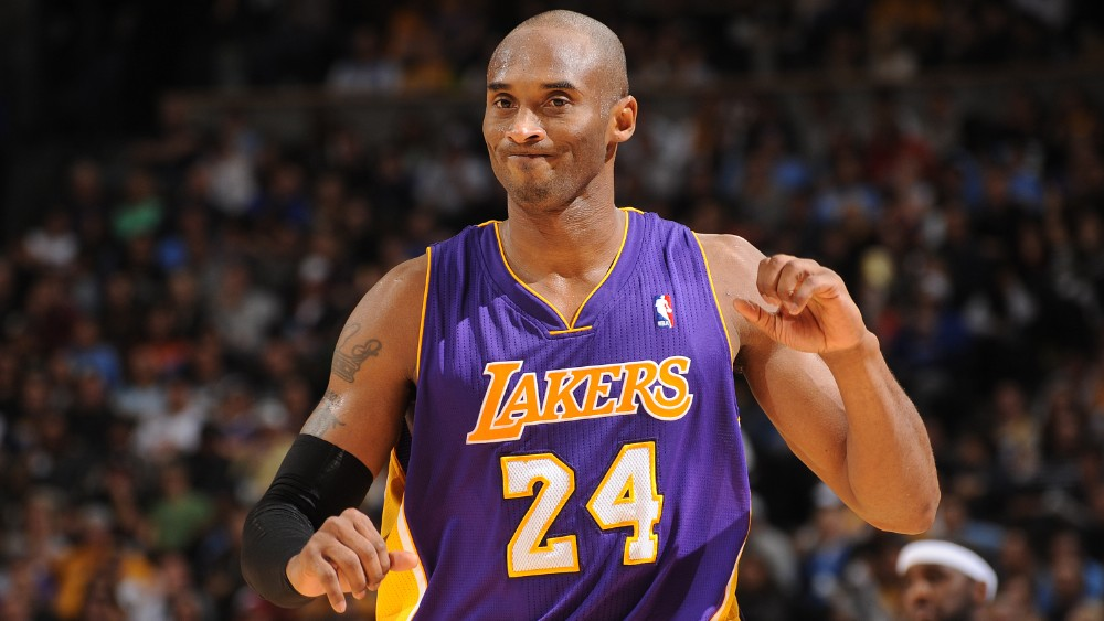 Kobe Bryant Reminds Everyone Of The Time He Destroyed JR Rider 1