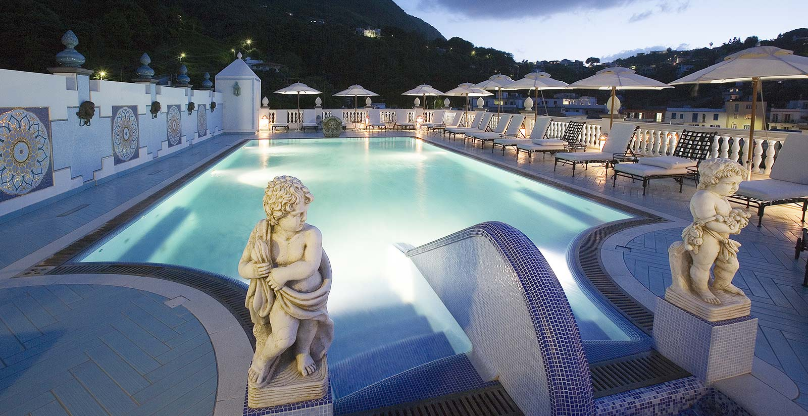 Albergo Terme Italia Terme Manzi 5 Stars Hotel Spa Ischia Official Website Book Now