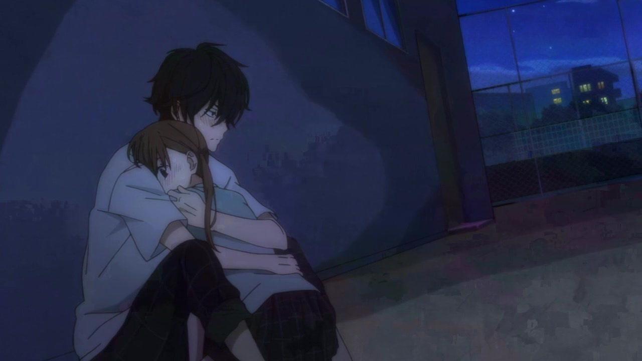 Fall Romance Wallpaper Tonari No Kaibutsu Kun Tv Review Terminaato S Anime Blog