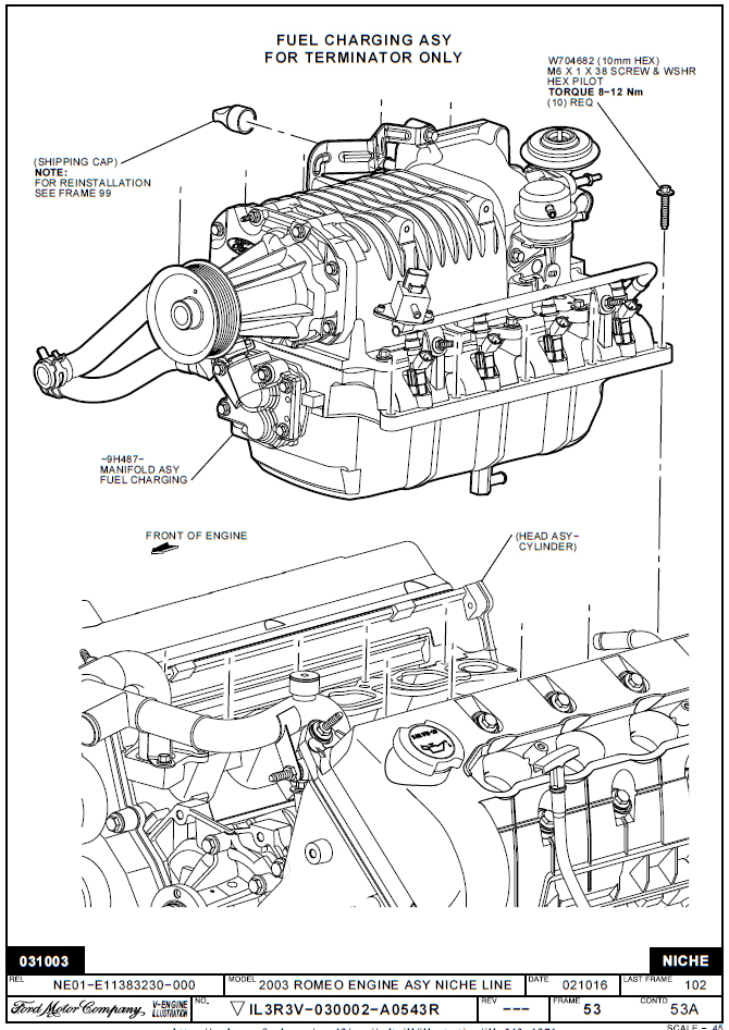 SUPERCHARGED ENGINE DIAGRAM - Auto Electrical Wiring Diagram