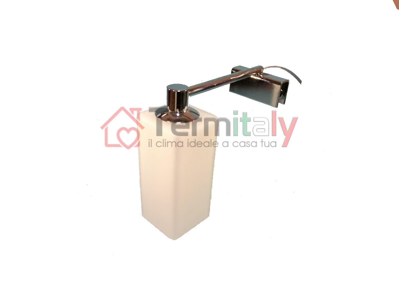 Applique bagno specchio lampada a parete da bagno splash 2 faretti