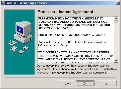 Software End User License Agreement Eset - office-centerinfo