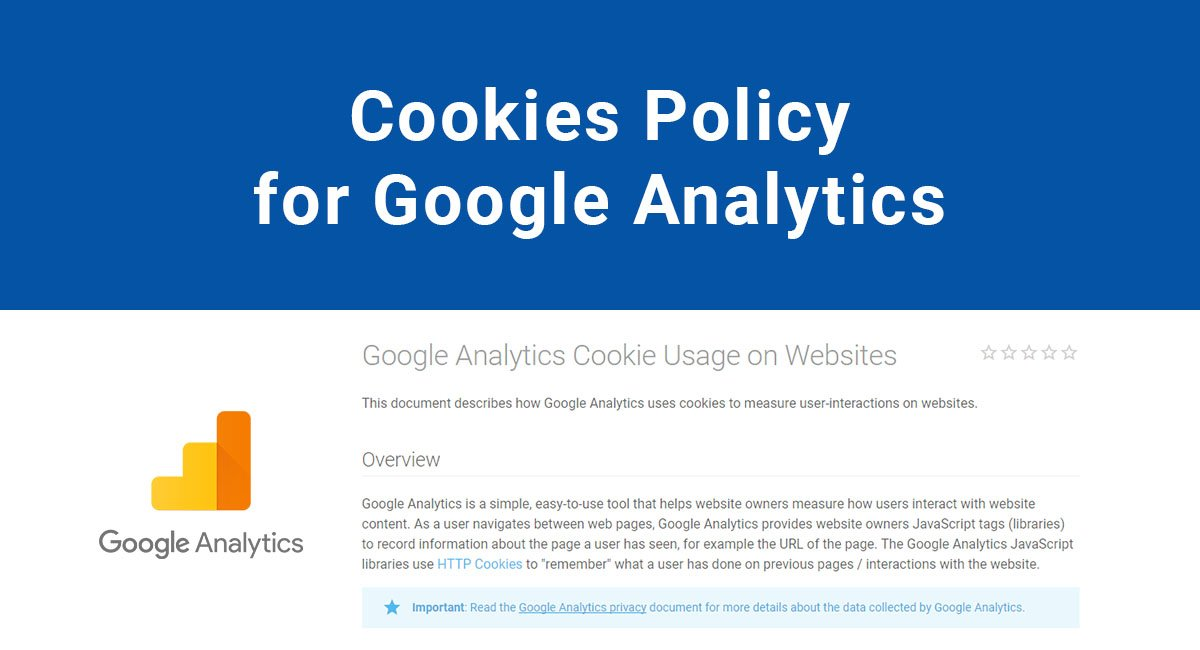 Cookies Policy for Google Analytics - TermsFeed