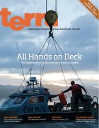 Winter 2011 cover, All Hands on Deck