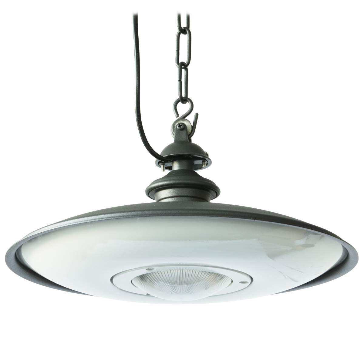 Led Hanging Light With Chain Protection Class Ip65 Terra Lumi