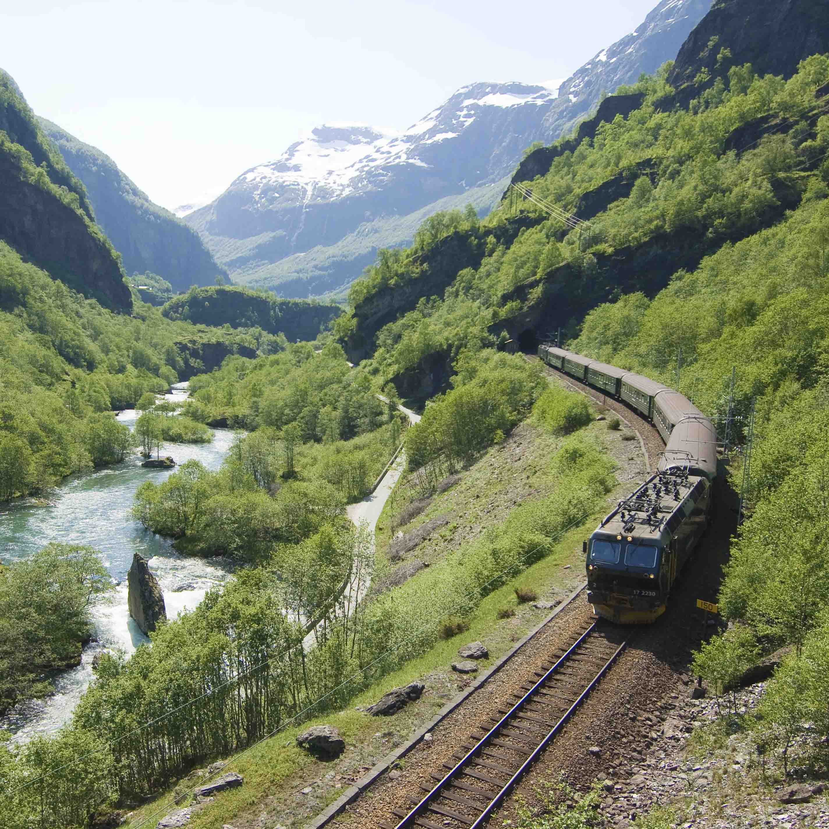 Norway Train Norway In A Nutshell Terra Nova Scandinavia