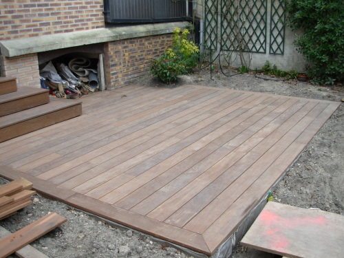 Fixation Invisible Lame Terrasse Bois Terrasse En Bois Composite