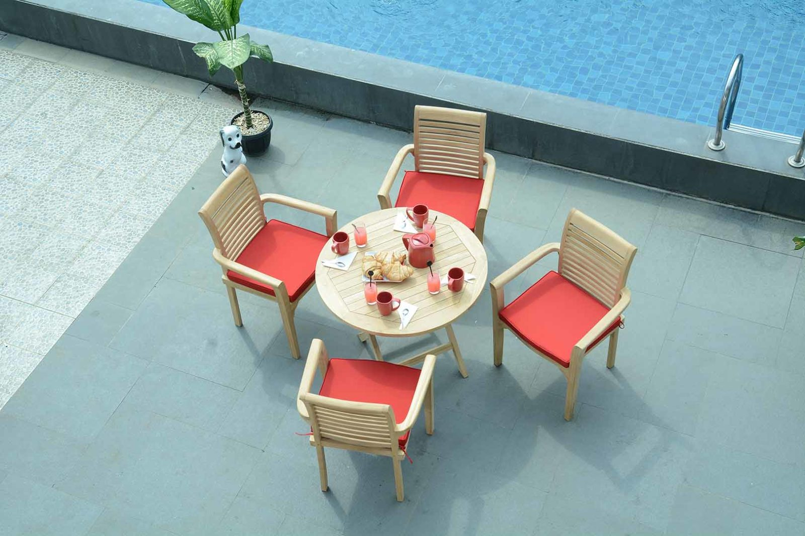 Table Et Chaise Pour Terrasse Table Chaise Terrasse Co