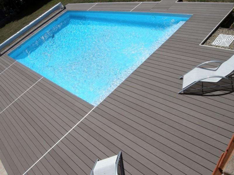 Pose Carrelage Escalier Exterieur Video Terrasse Piscine Bois Ou Composite