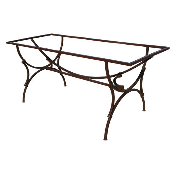 Table Jardin Zellige
