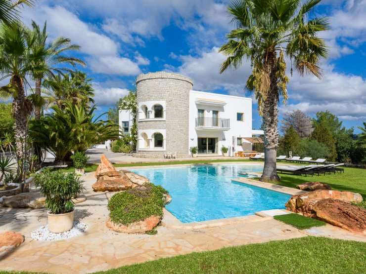 Stylish Luxury Villa Near ibiza Can Savi