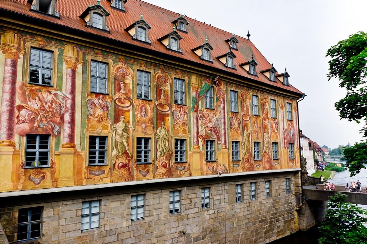 Bamberg Altes Rathaus Old Town Hall Terri Butler