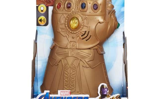 Hasbro Unveils Avengers Endgame Toys News Marvel